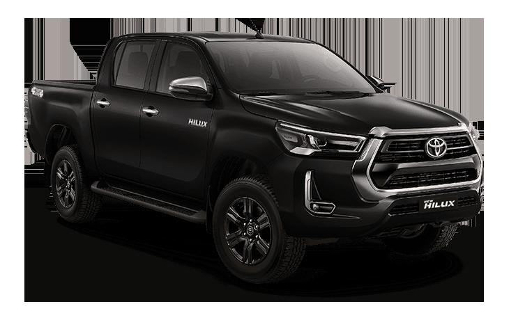 Toyota New hilux d cab